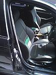 シートカバー ポイント (特注品) BMW 3シリーズ 品番:5126