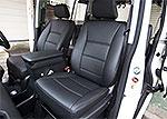 シートカバー ポイント ステップ ワゴン 品番:340F