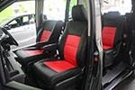 シートカバー モダン ステップ ワゴン 品番:340G
